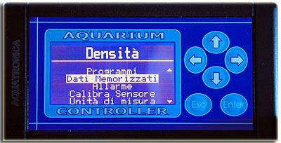 acquario screen