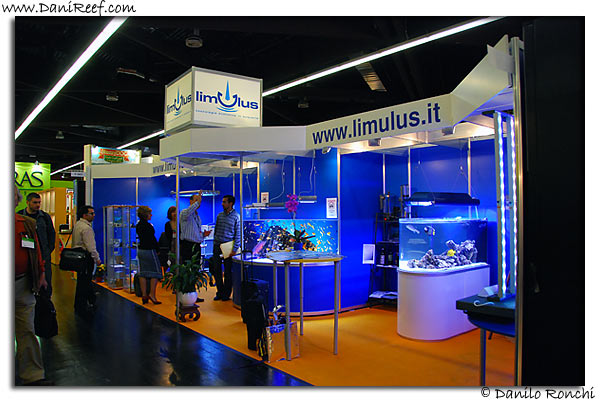 Limulus stand