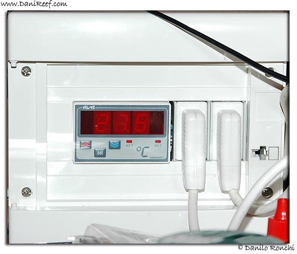 Controller di temperatura a doppia soglia