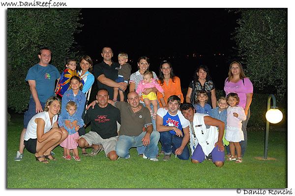 Cena di gruppo MagnaMarche all'agriturismo La Giuggiola
