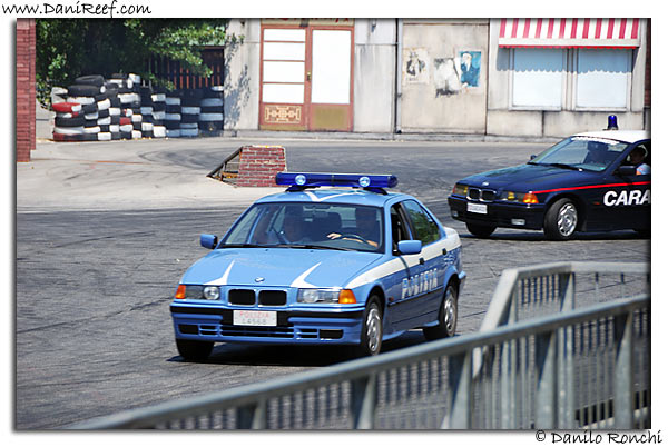 Mirabilandia - Scuola di Polizia Show