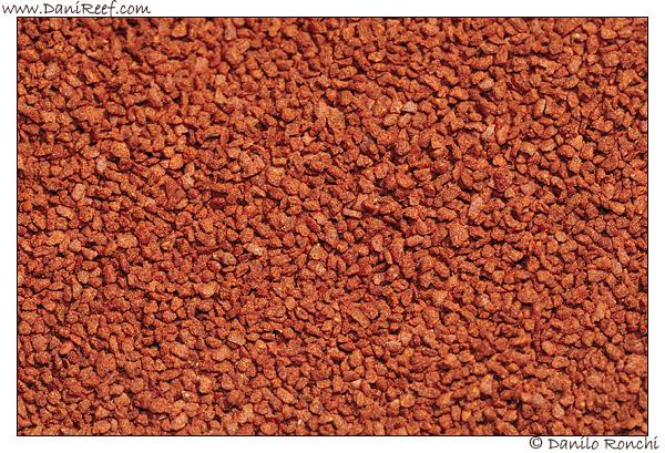 mangime granulato