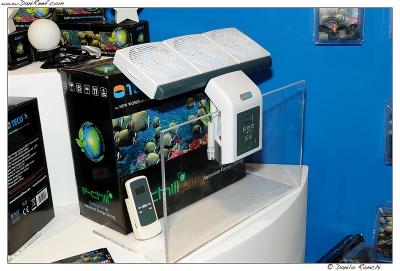 Zoomark 2011 teco danireef portale dedicato all for Acquario marino 100 litri prezzo