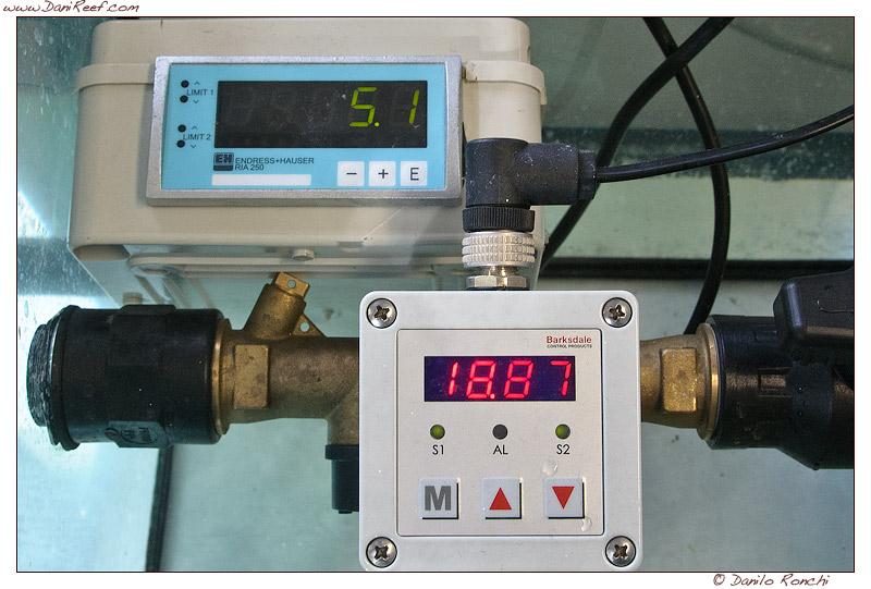 Schiumatoio LGMaquari LGs950: solido, efficiente e doppia pompa - portata misurata della pompa di carico