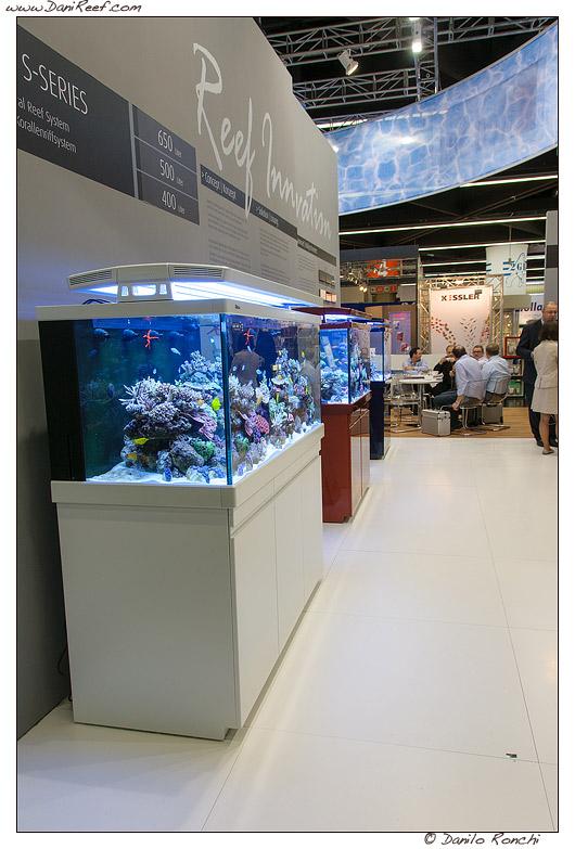 Interzoo 2012 lo stand red sea danireef portale for Comprare un acquario