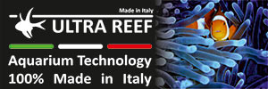 Ultra Reef tecnologia per acquari made in italy