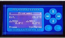 L'aquarium controller di Aquatronica