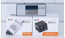 Elos Evision Tempo and LedDimmerBox – our preview and video