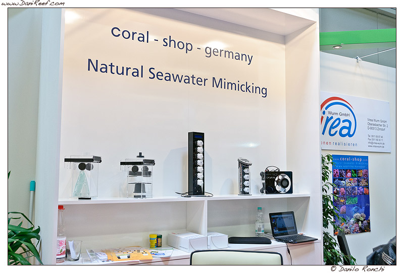 Interzoo 2012: The Coral Shop and aquaLEDs.de booths