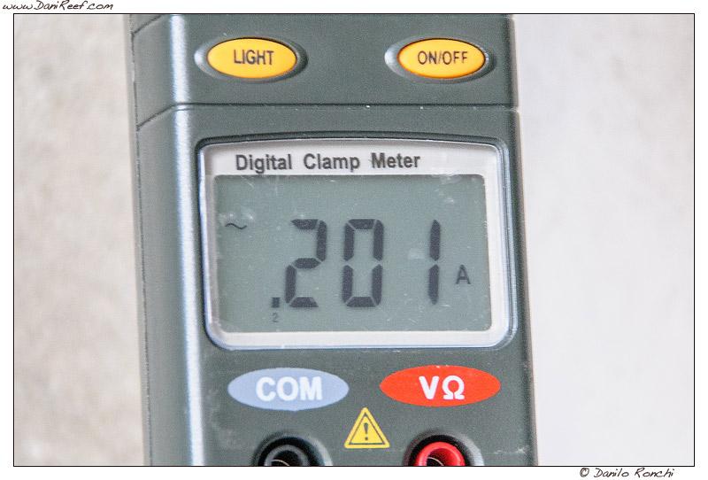 Pump Tunze 1073.050 power consumption