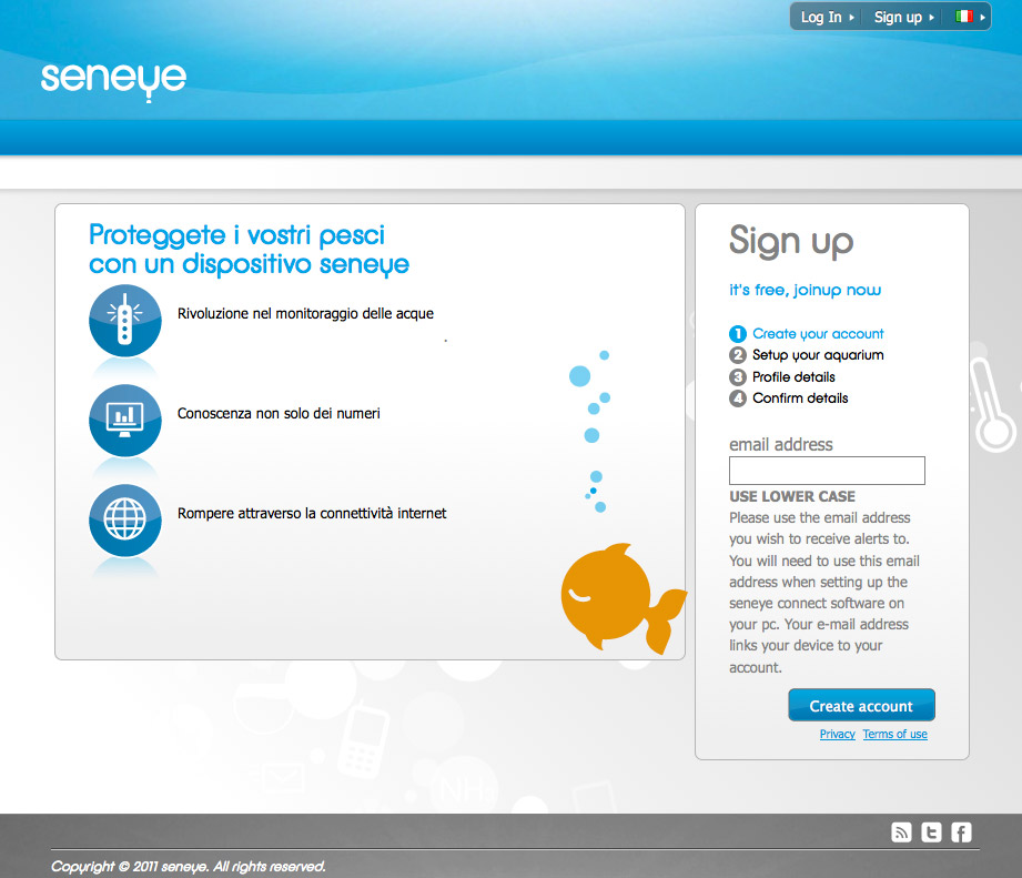 seneye web Our in depth review of the Seneye Reef System