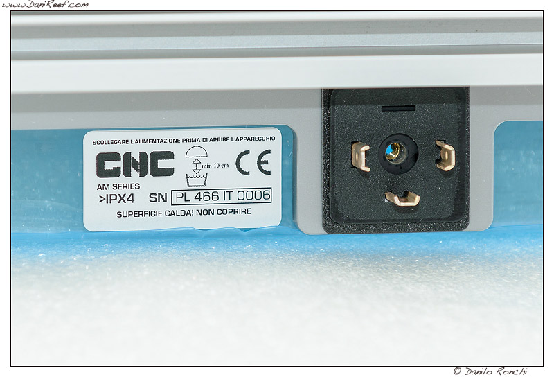 connettore Sicce GNC AM 466