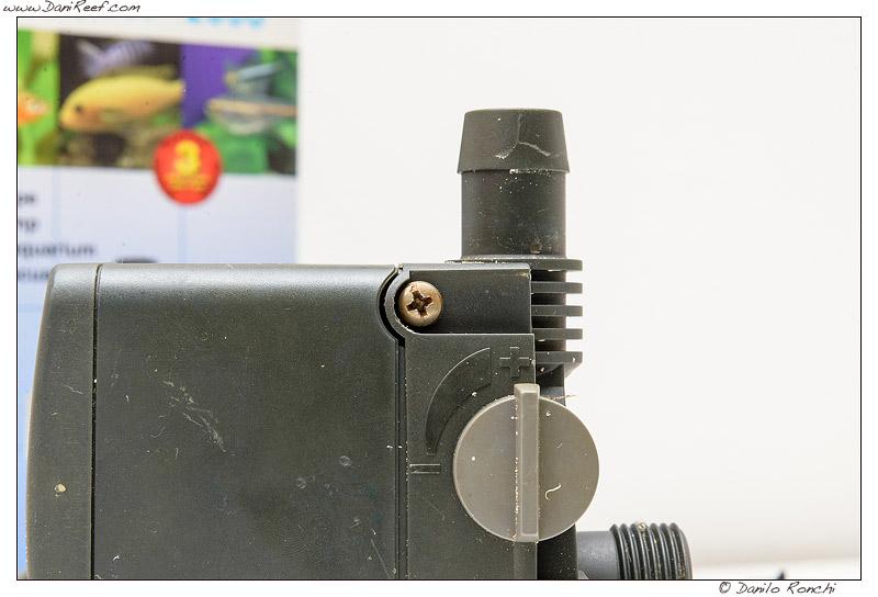 eheim compact plus 2000 pompa di risalita