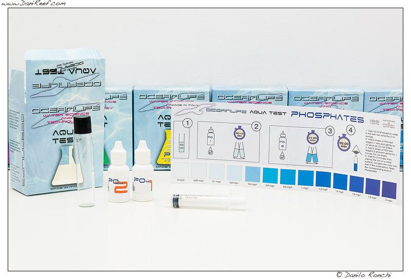 Test Kit OceanLife PO4 Fosfati