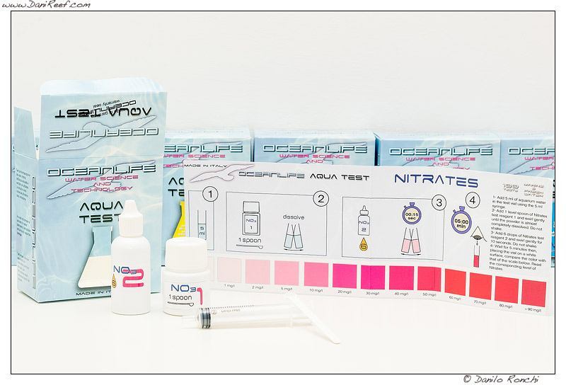 Oceanlife test kit nitrati no3