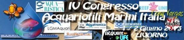 IV Congresso Acquariofili Marini Italia Livorno 1/2 Giugno – il programma aggiornato