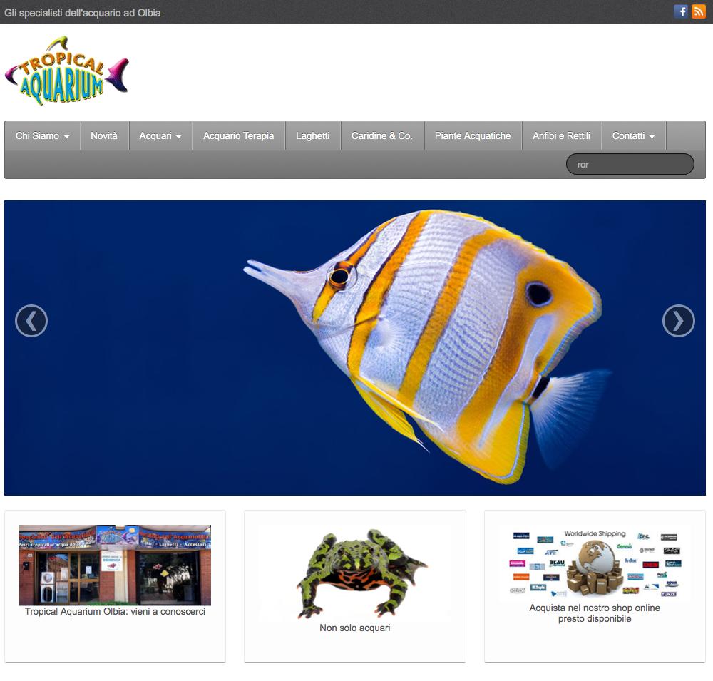 Tropical Aquarium Olbia