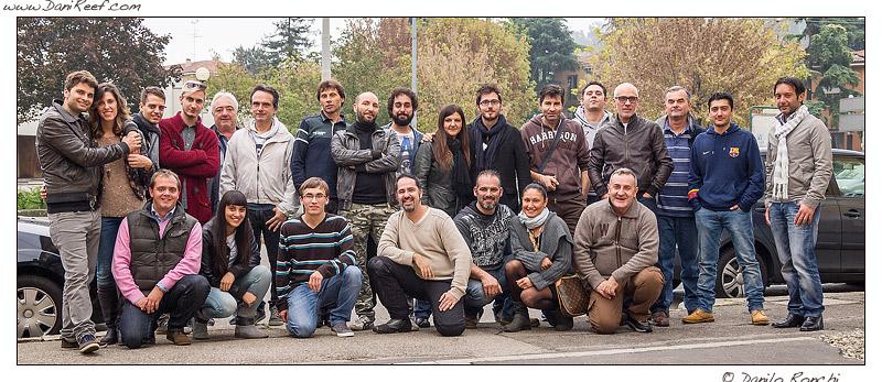38esimo MagnaRomagna - foto di gruppo