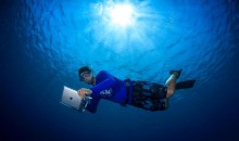iDive, with your iPad even underwater