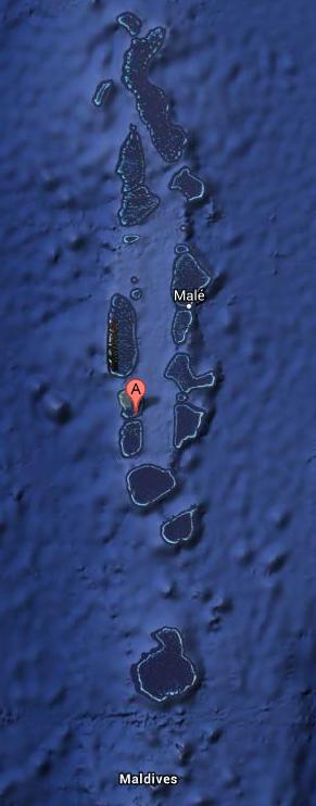 Magoodhoo, isola maldive