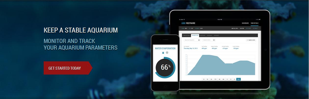reefware software per acquario