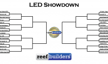 Su ReefBuilders è appena partito il Plafo Led Showdown 2013