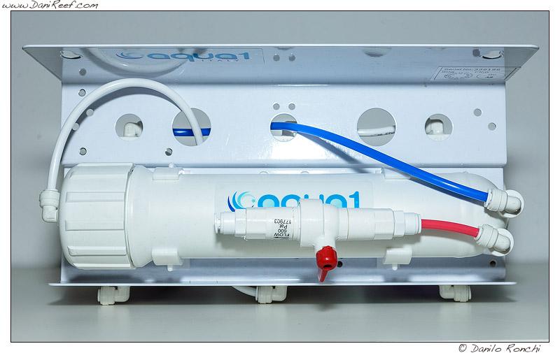 riduttore di flusso dell'impianto ad osmosi inversa AQUA1 75SX - anteprima