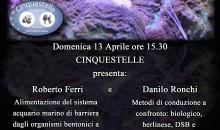 Vi ricordo domani l'incontro acquariofilo con Roberto Ferri e Danilo Ronchi presso il negozio CinqueStelle a Ferrara!