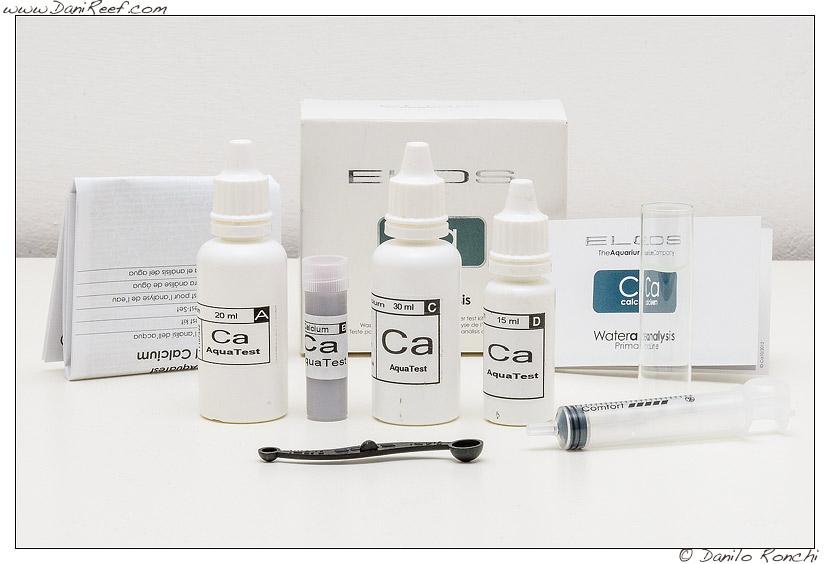 Elos Water Test Kit Ca Calcium