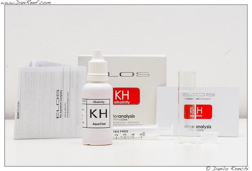 elos test carbonati kh
