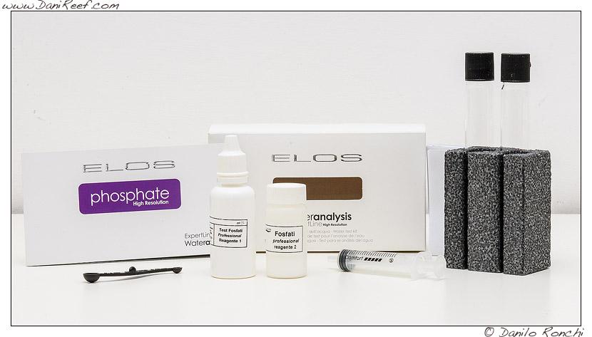 elos test kit fosfati po4 alta risoluzione