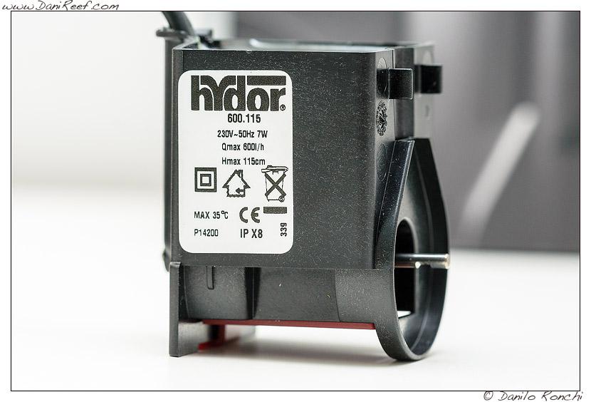 Hydor Pico 600.115 corpo pompa