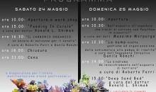 Raduno GocciaNera 2014: il programma definitivo
