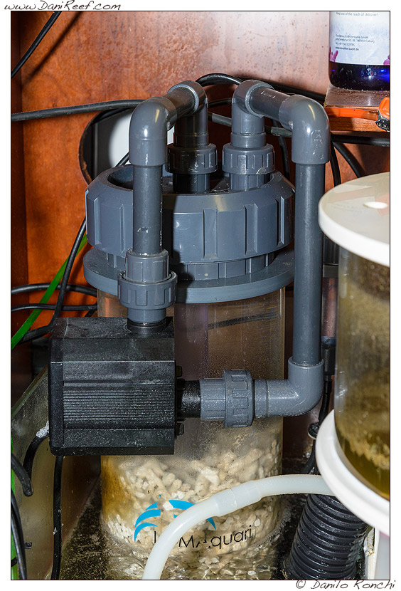reattore di calcio LGMAquari LGr1401 sp