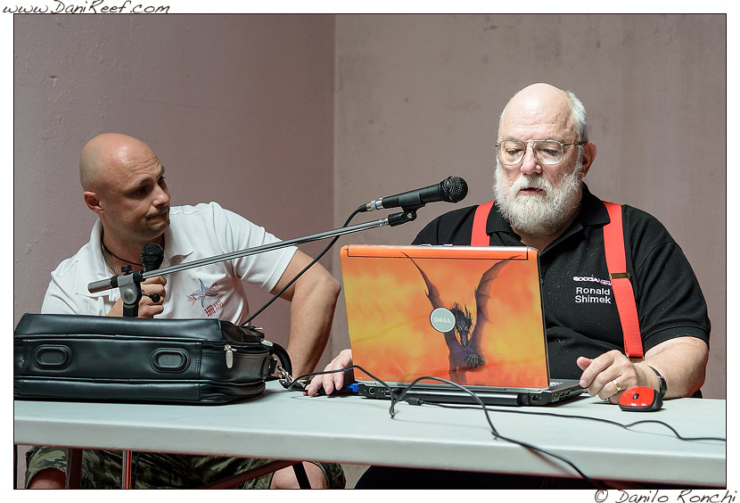 raduno goccia nera 2014 gallarate - conferenze - ronald shimek - sam