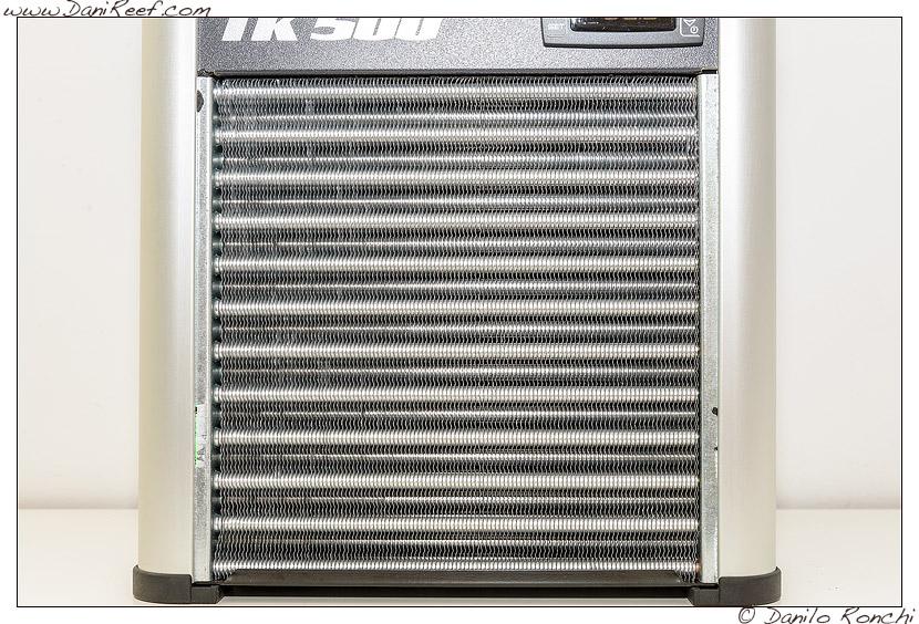 Refrigeratore Teco TK 500 - serpentina di raffreddamento