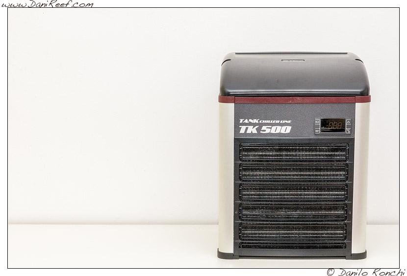Refrigeratore Teco TK 500
