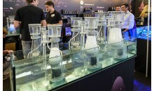 Interzoo 2014: the Nyos booth with new Quantum skimmers