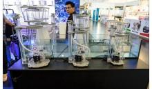 Interzoo 2014: Lo stand Nyos con i nuovissimi schiumatoi Quantum