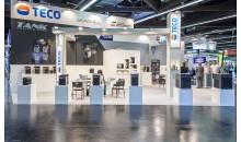 Interzoo 2014: Lo stand Teco con i nuovi refrigeratori Teco Tank Chiller Line