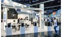 Interzoo 2014: the Teco booth with new chillers by Tank Chiller Line