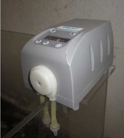 Pompe dosometriche Aqua1 - supporto singolo