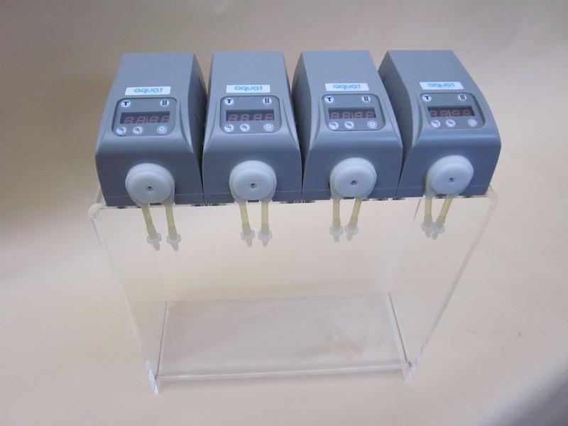 Pompe dosometriche Aqua1 - supporto multiplo