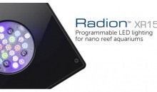 Radion XR15w PRO – la nuova plafoniera per nanoreef di Ecotech Marine