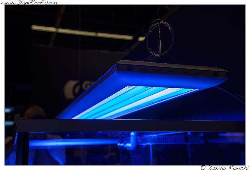 La nuova Matrix II DimTech T5 allo stand Giesemann all'Interzoo 2014