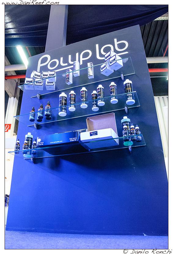 Prodotti Polyp Lab all'Interzoo 2014