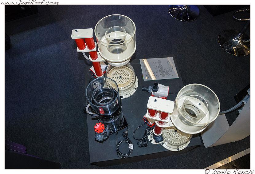 I nuovi schiumatoi Giesemann allo stand Giesemann all'Interzoo 2014