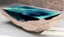Abyss Table – un tavolino esclusivo per gli amanti dell'acquario e delle profondità