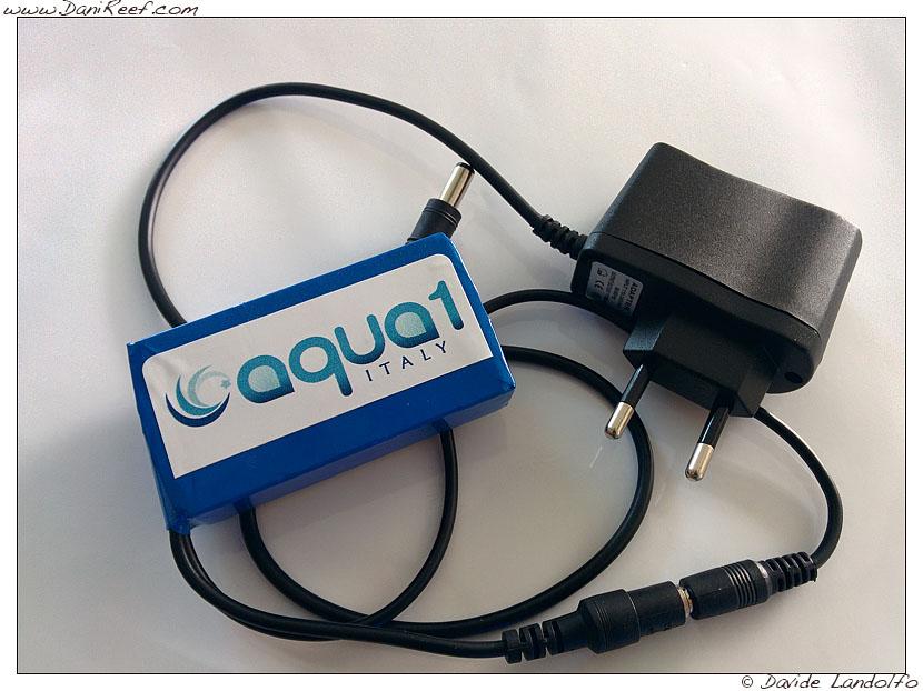 Batteria Tampone Aqua1