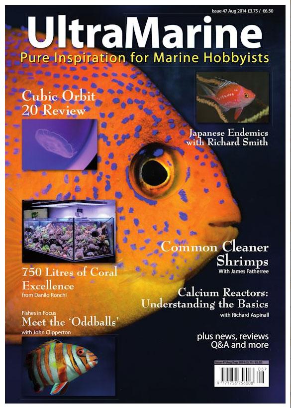 ultramarine magazine 47 gianluca favata cover